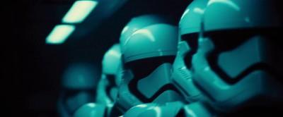 De nieuwe stormtroopers maken zich klaar ...