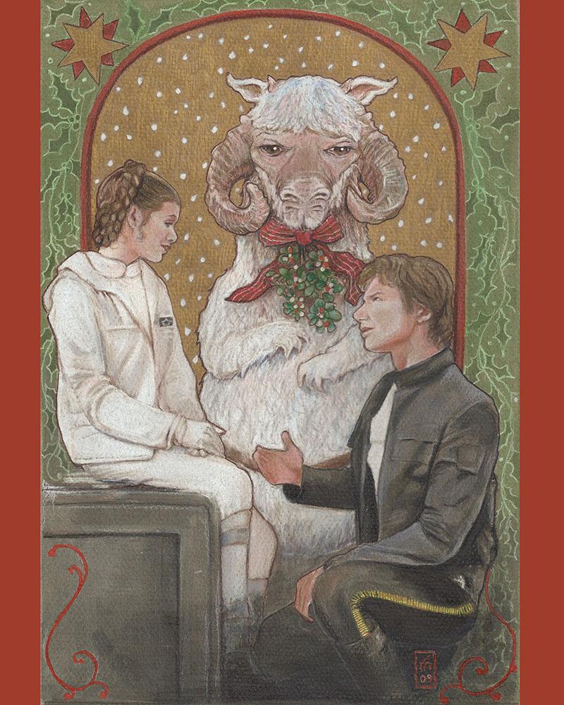 Kerstkaart 1