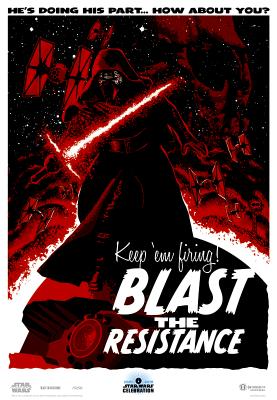 Blast the Resistance van Brian Miller